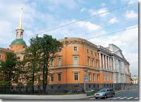 Mikhaylovsky Castle